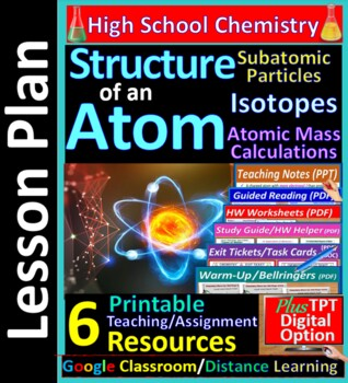 Atom & Subatomic Particles (Electrons, Atomic Number) - Gu