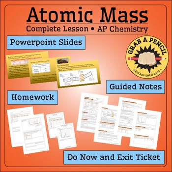 AP Chemistry: Atomic Mass Complete Lesson