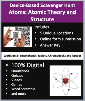 Atoms: Atomic Theory and Structure - Device-Based Scavenge