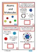 Atoms and Molecules Interactive Adapted Science Book, Spec