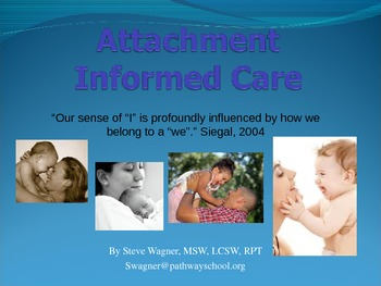 Attachment Informed Care Training