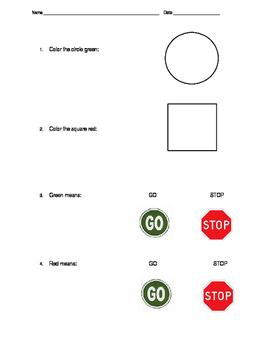 Attainment's Algebra - Pre Algebra Worksheet 1