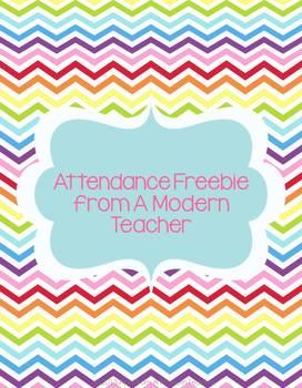 Attendance Chart