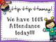 Classroom Attendance Goals and Incentives