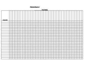 Attendance Log