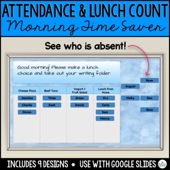Attendance & Lunch Count - Google Interactive