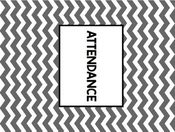 Attendance and Homework Tracker