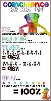 Attitude Poster 24 x 48