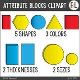 Attribute Blocks Clipart