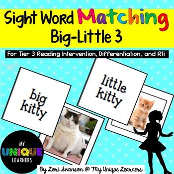 BIG & LITTLE 3- Attributes