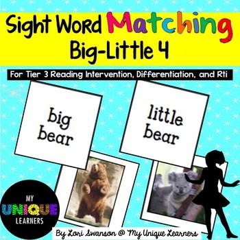 BIG & LITTLE 4- Attributes
