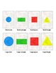 Attributes: Reason with Shapes and their Attributes Game