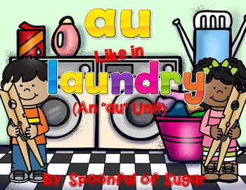 "Au Like in Laundry (An ""au"" Unit)"