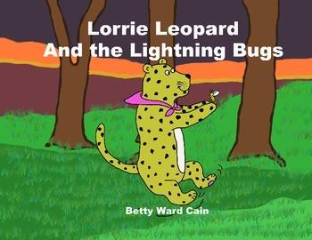 Audio Picture Book PowerPoint LORRIE LEOPARD LOVES LIGHT B