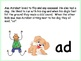 Audio Stories to Introduce Short Vowel Word Families - Part 1