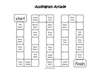 Audiogram Arcade
