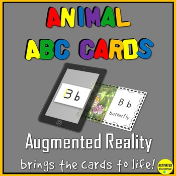 Letter Identification ABC Cards and Posters