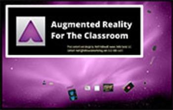 Augmented Reality (Aurasma) for the Classroom