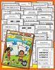 August NO PREP Back To School - Math & Literacy (Kindergarten)