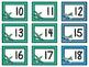 August September Calendar Pieces