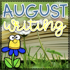 August Writing Unit