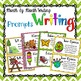 Graphic Organizers for Writing: Month By Month Writing Pro