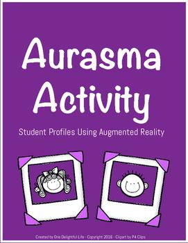 Aurasma Activity: Student Profiles Using Augmented Reality
