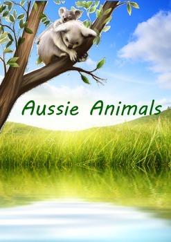 Aussie Animals (Singing Story)