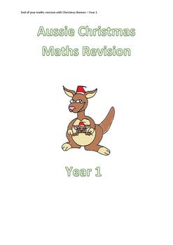 Aussie Christmas Maths Revision