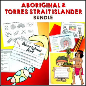 HASS Aboriginal and Torres Strait Islander Bundle History and Culture