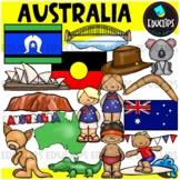 Australia Clip Art Bundle
