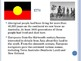 Australia Day Powerpoint. The History