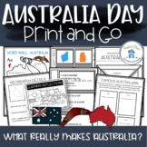Australia - All about early Australia (Year 4-6)