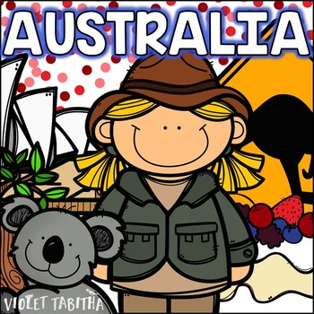 Australia: Differentiated Little Country Books
