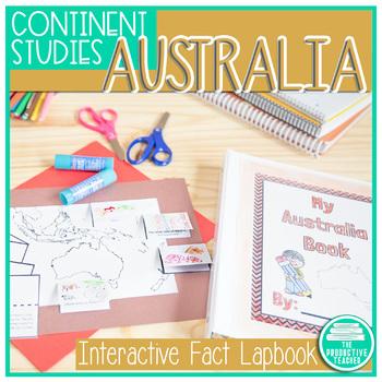 Australia Facts Lapbook