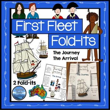 Australia Day Activity: Australian History First Fleet