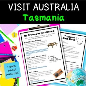 Australia Geography: Tasmania