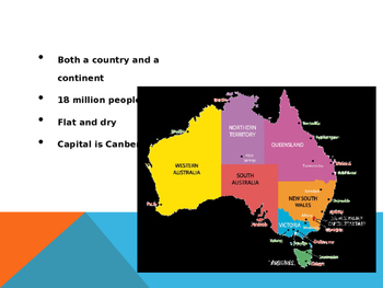 Australia, New Zealand, and Pacific Islands Powerpoint