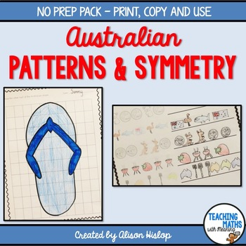 Australia Patterns and Symmetry
