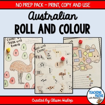 Australia Roll and Cover