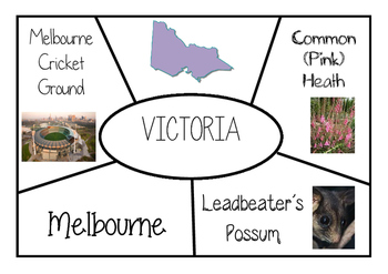 Australia State and Territory Puzzles