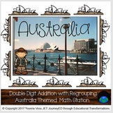 Australia Themed Addition Station