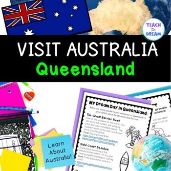Australia Geography: Queensland