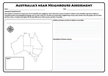 Australia's Near Neighbours Assessment