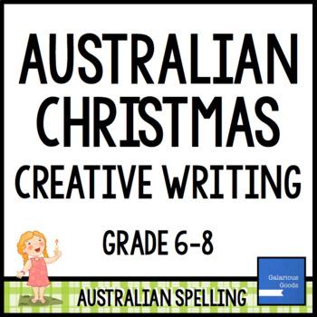 Australian Christmas Writing Pack