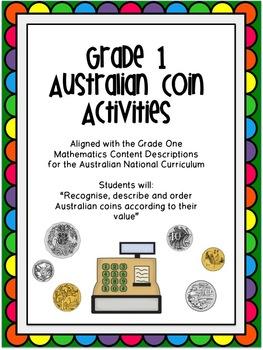 Australian Coin Activities
