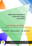 Australian Curriculum  Planning Tool & Checklists BUNDLE - Year 5