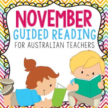 Australian Guided Reading November