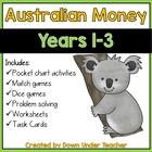 Australian Money Activities and Centres - Australia