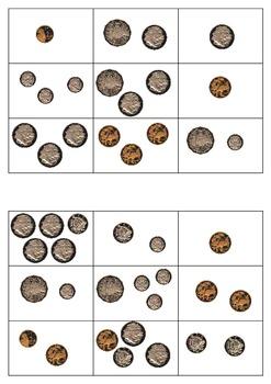 Australian Money Bingo